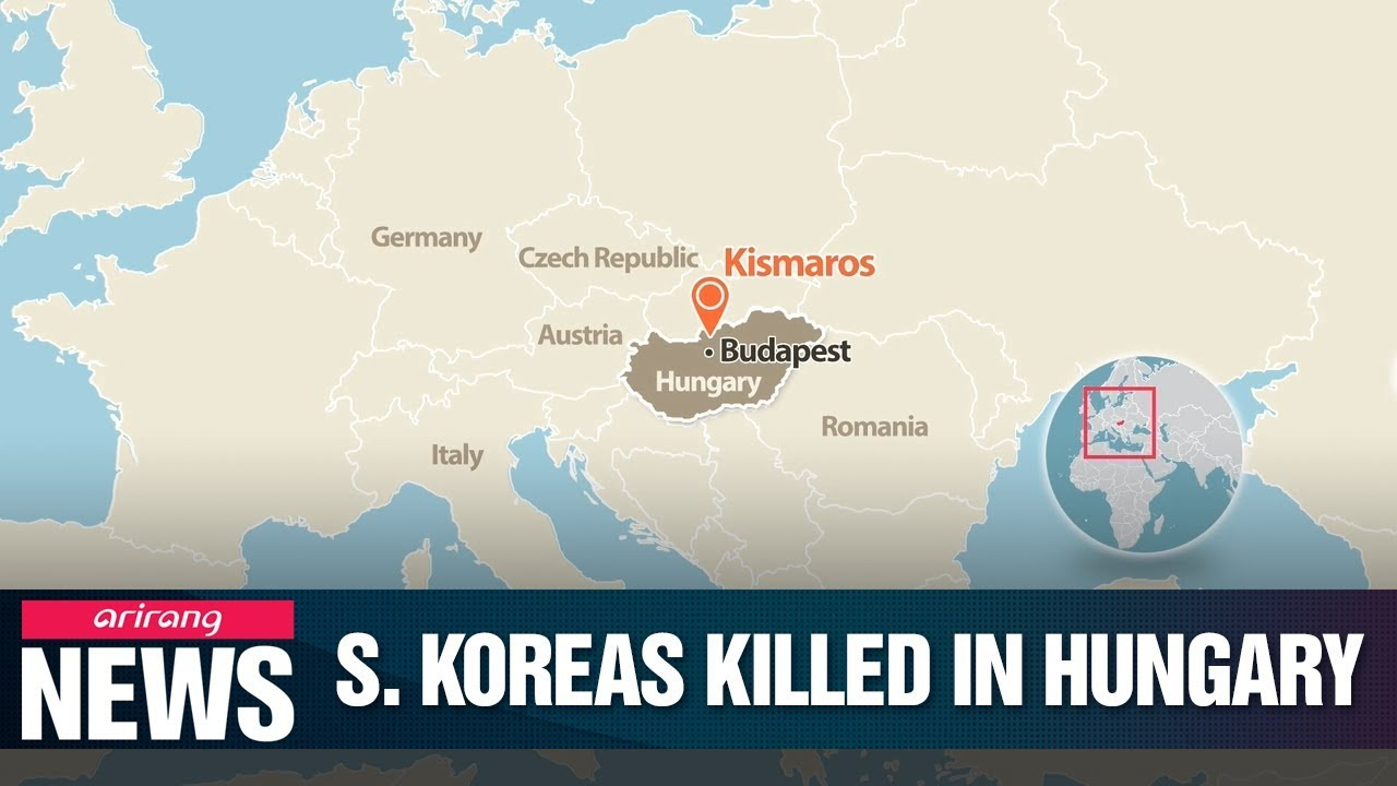 Video: Three S. Koreans Killed In Hungary After A Train Hit Their Car