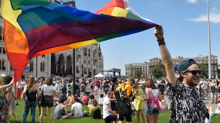 Nationalist Party Accuses Ministry Of Covering Up Gay Pride March 'Legal Violations'