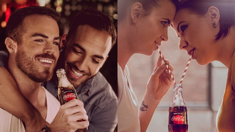 Hungarian Opinion: Scandal Over Gay Friendly Coke Ads In Budapest