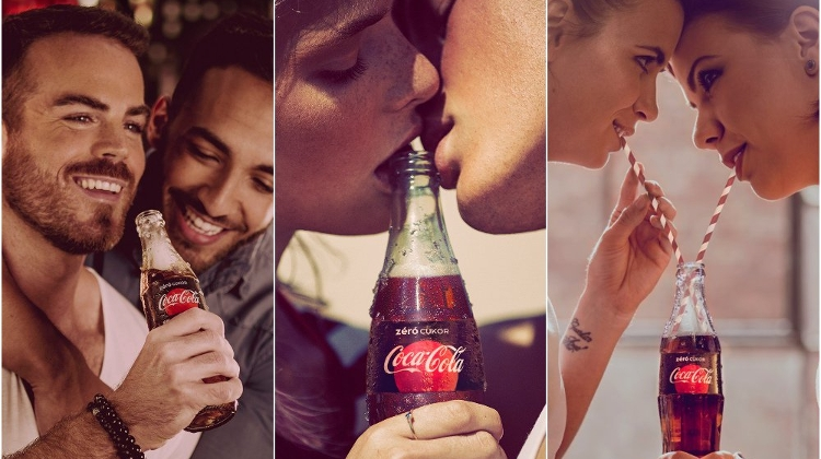 "Video: Coca-Cola Hungary Defends Gay-Positive ""Love Is Love"" Ad Campaign"