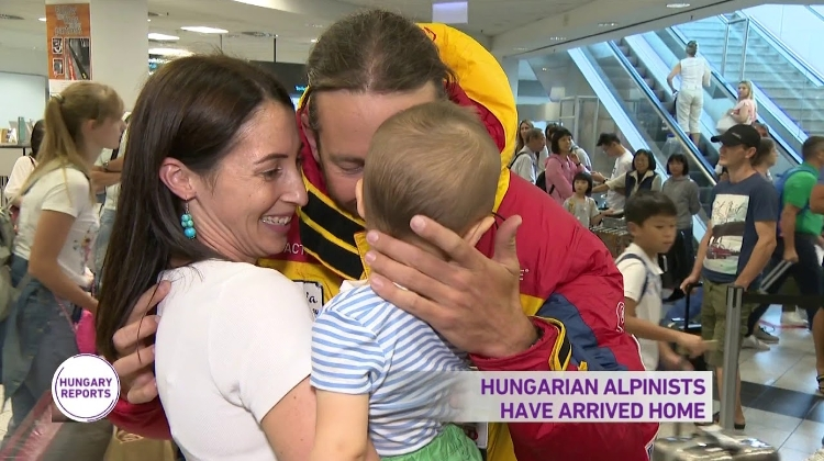 Video News: 'Hungary Reports', 3 August