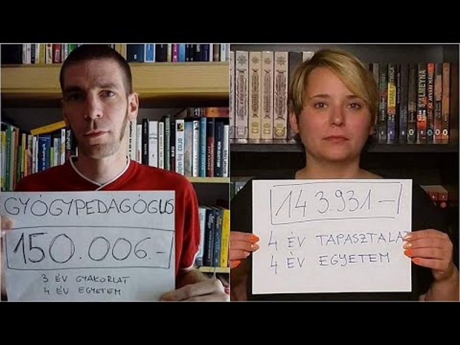 Video: Hungarian Teachers Take To Instagram To Protest Pay