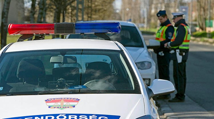 Accidents & Arrests Up Over Long Holiday Weekend In Hungary