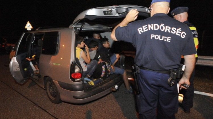 Six Charged With Human Smuggling In Hungary