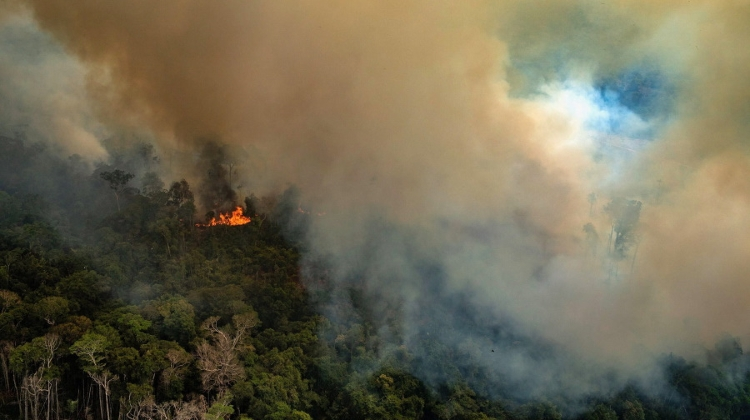 Hungarian Opinion: Amazon Wildfires Linked To Sovereignty Issues