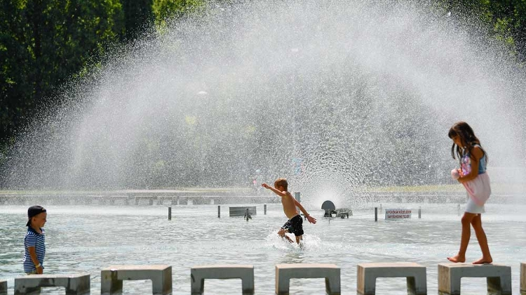 2019 Is Hungary's 2nd Hottest Summer Ever