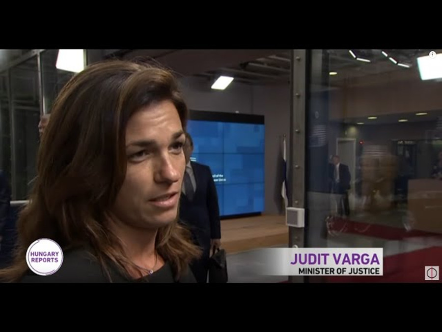 Video News: 'Hungary Reports', 17 September
