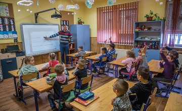 Hungary Pupil-Teacher Ratio 5th Lowest In EU