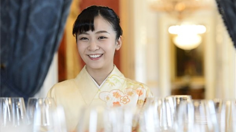 Japan's Princess Kako Visits Bábolna Equestrian Museum, Stud Farm In Hungary