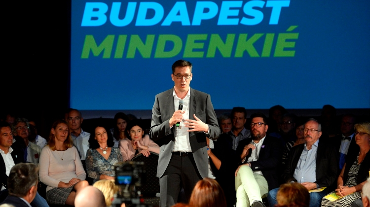 Budapest Mayoral Candidate Copes With Harassment