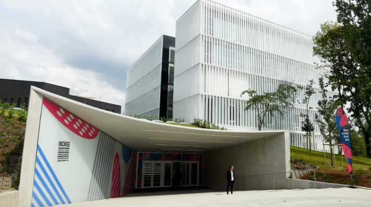 MOME Budapest: The Most Modern Art & Design University In Central Europe