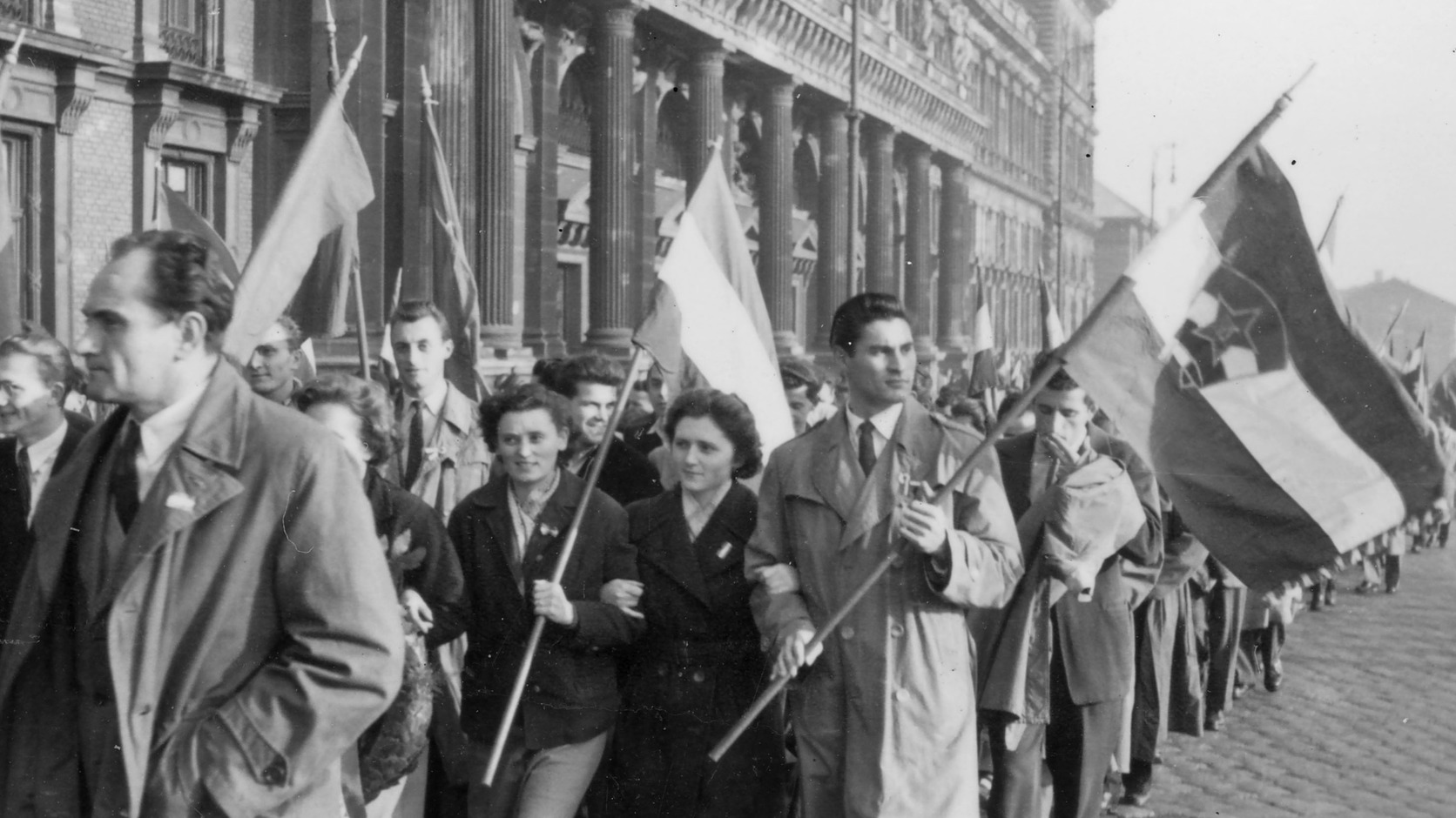 Video: Hungarian Holiday On 23 October - Remembering The 1956 Revolution