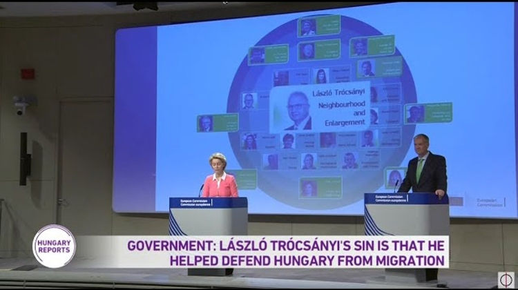 Video News: 'Hungary Reports', 30 September
