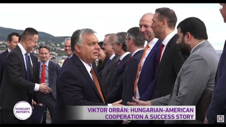 Video News: 'Hungary Reports', 10 October