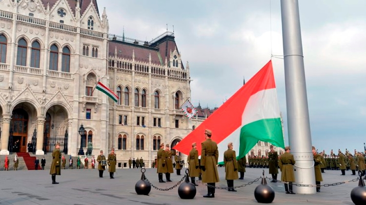 Hungary's October 23 Commemoration To Start On October 22