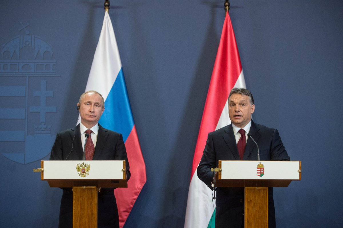 Video: Putin Visits Budapest Today, Expect Traffic