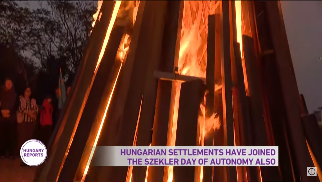 Video News: 'Hungary Reports', 28 October