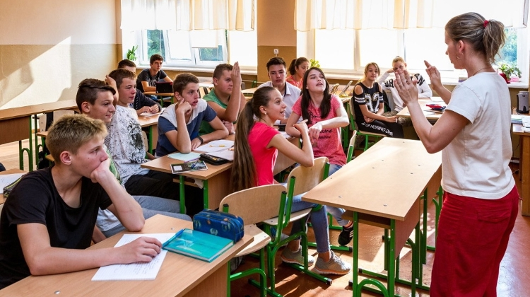 Curriculum Changes In Hungary To Ensure Students Have Command Of Foreign Language
