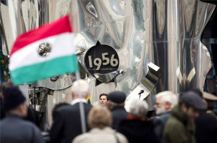 Danish 1956 Martyr Diplomat Commemorated In Budapest