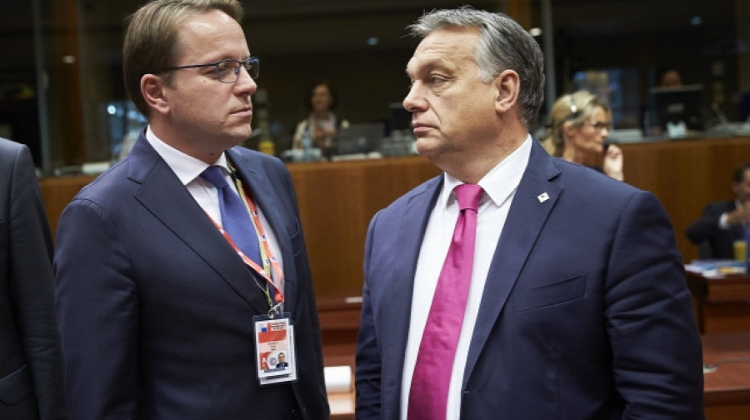 Update On EP Committee Approving Hungary's Candidate For Commissioner