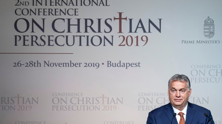 Video: Christianity Key To Saving Europe Says PM Orbán