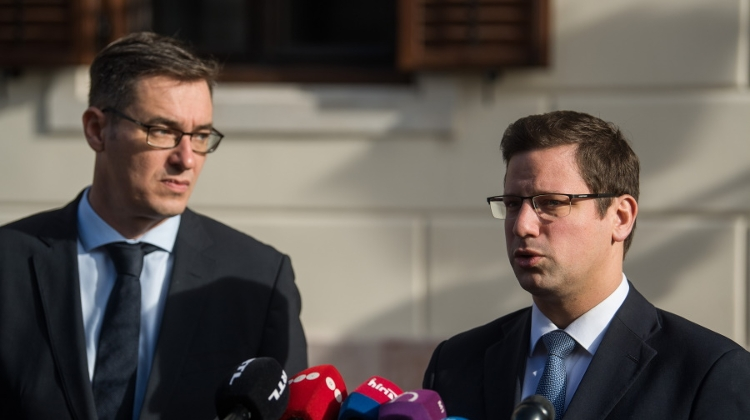 "Hungary Sees New Budapest Leadership As ""Partners"""