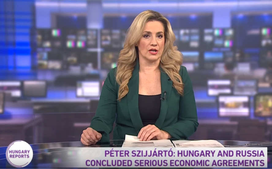 Video News: 'Hungary Reports', 11 November