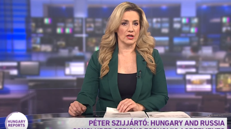 Video News: 'Hungary Reports', 12 November
