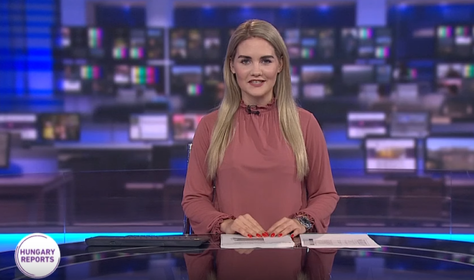 Video News: 'Hungary Reports', 13 November