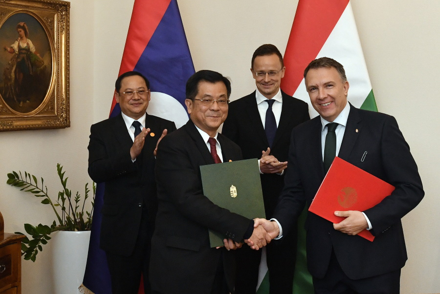 Hungary To Launch Programme To Support Hungarian Firms In Laos