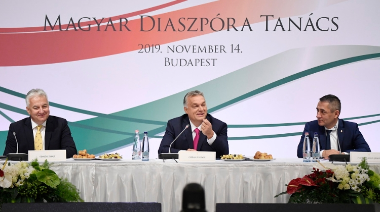 "Hungary To Maintain Anti-Migration Policy: ""Only Hungarians Can Replace Hungarians"""