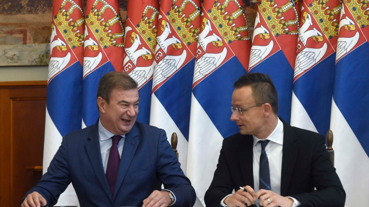 FM Szijjártó Praises Hungarian-Serbian Ties: Relations At Peak Strength