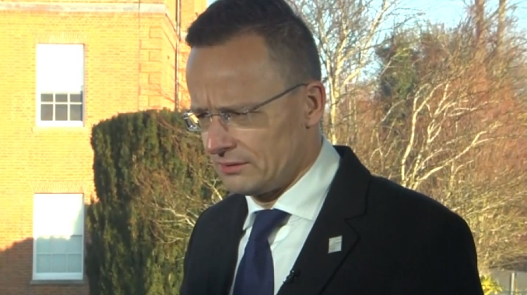 Video: China Is 'Opportunity & Challenge' Says Hungarian FM