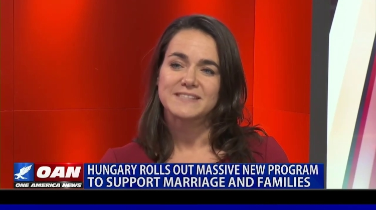 Video: Hungary Rolls Out Massive New Program To Support Marriage & Families