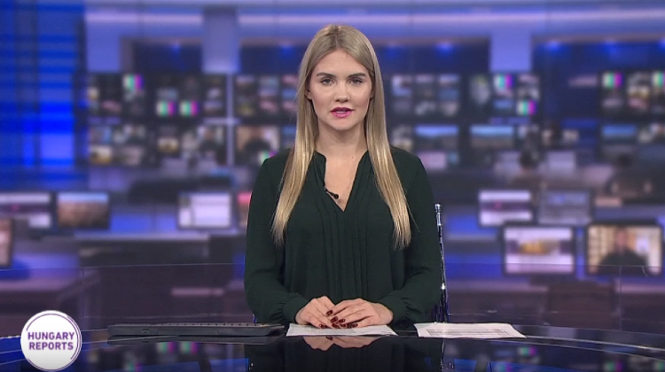 Video News: 'Hungary Reports', 16 December