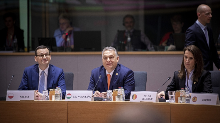 Hungarian PM Orbán Addresses Issue Of Climate Change