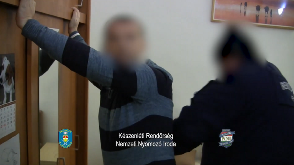 Senior Hungarian Tax-Authority Official Arrested, Police Raid 13 Premises