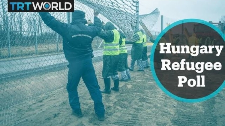 Video: Hungarian Attitude To Refugees Bucks International Trend