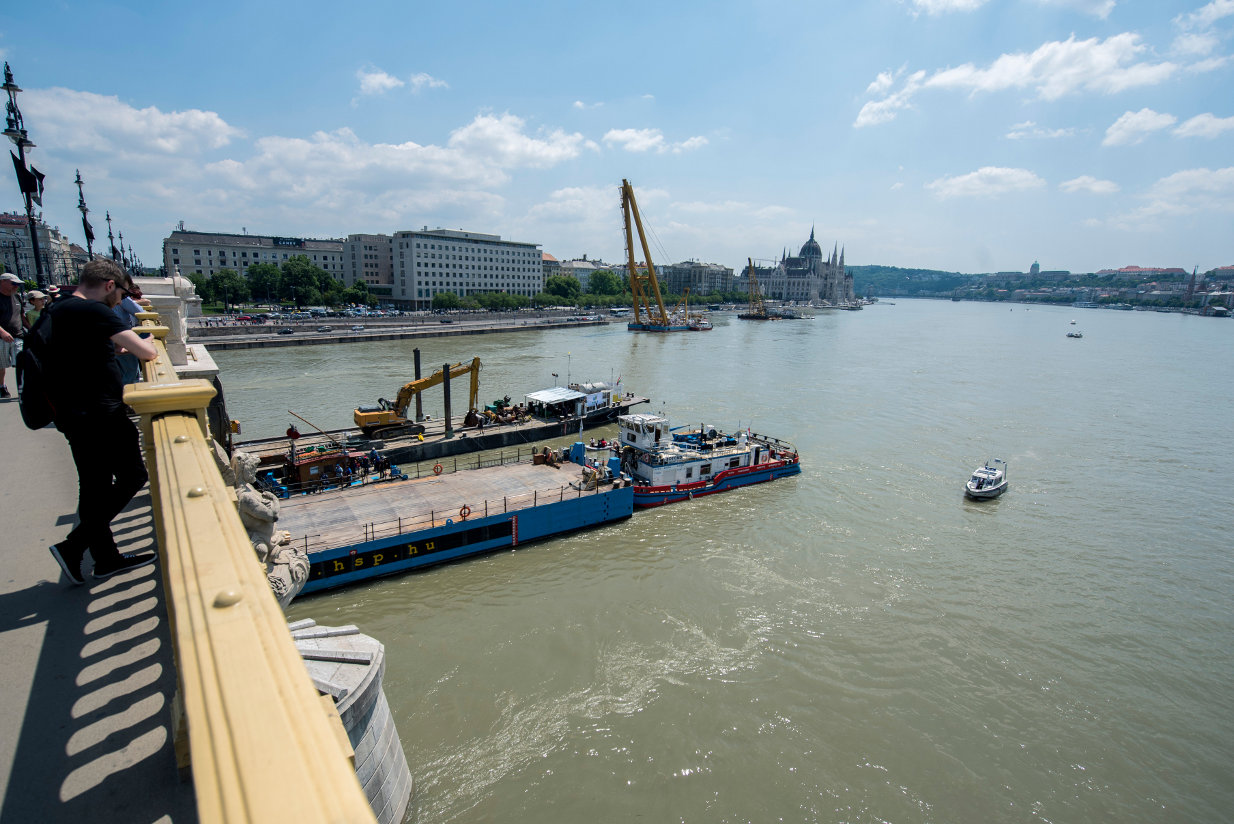 Hungary Restricts Airspace Above Danube