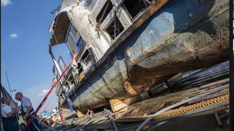 Video: Police Investigation Of Hableány Boat Wreck Has Concluded