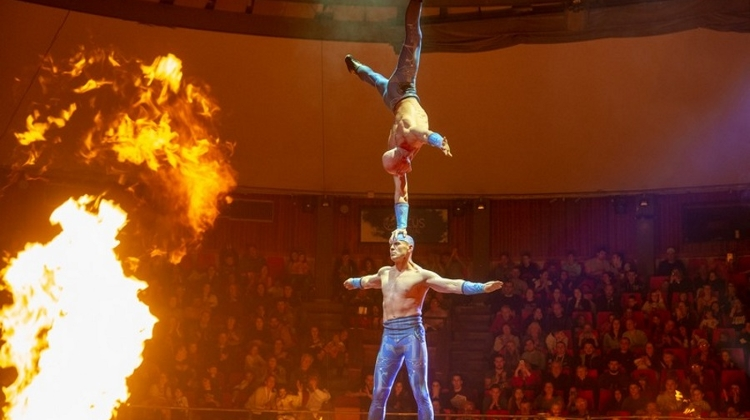 'Phoenix: Circus of Fire', Capital Circus Of Budapest