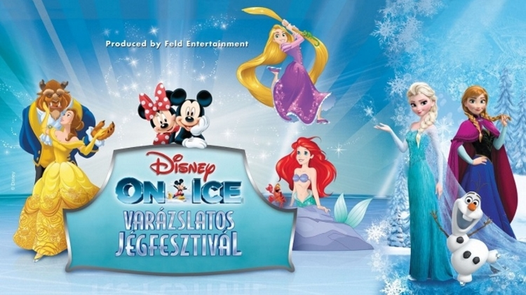 Disney On Ice, Budapest Arena, 1-3 February
