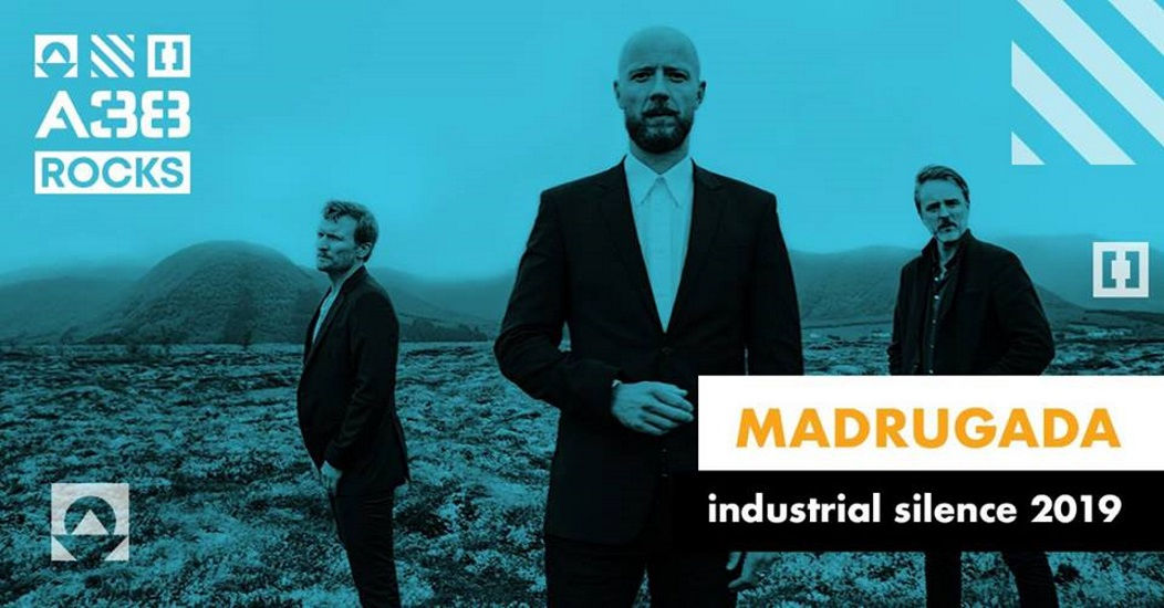 Madrugada 'Industrial Silence' Tour, A38 Budapest, 2 March