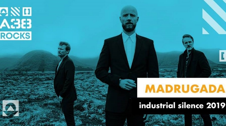 Madrugada 'Industrial Silence' Tour, A38, 2 March