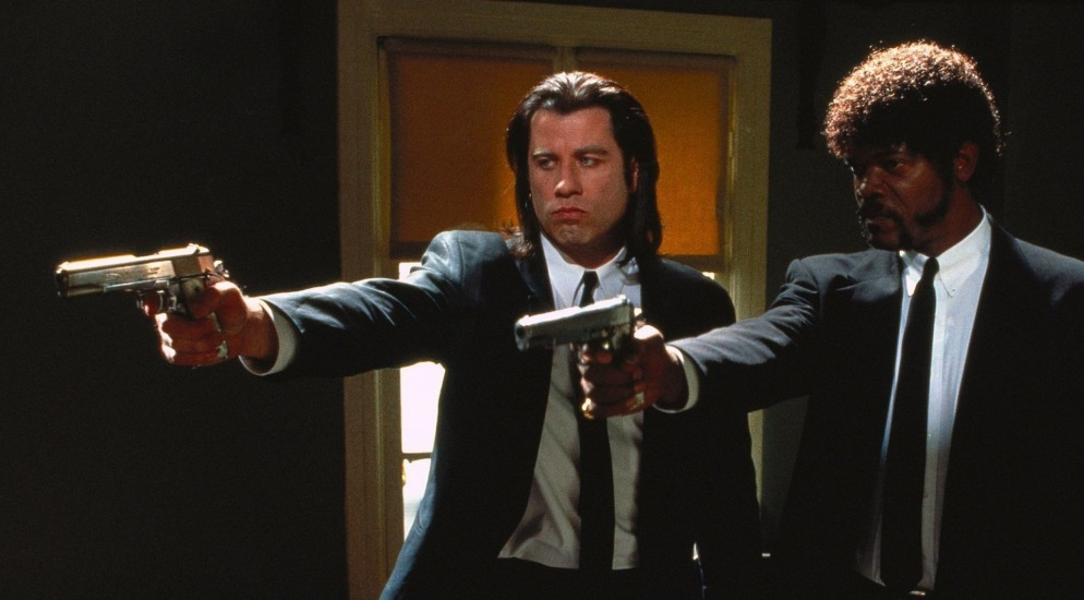 Budapest Palace of Arts Cinema: Pulp Fiction