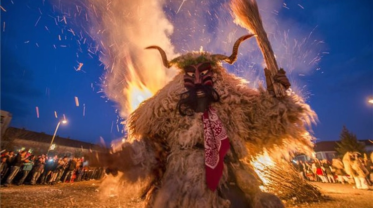 'Busó Carnival' @ Mohács, 28 Feb -  5 March