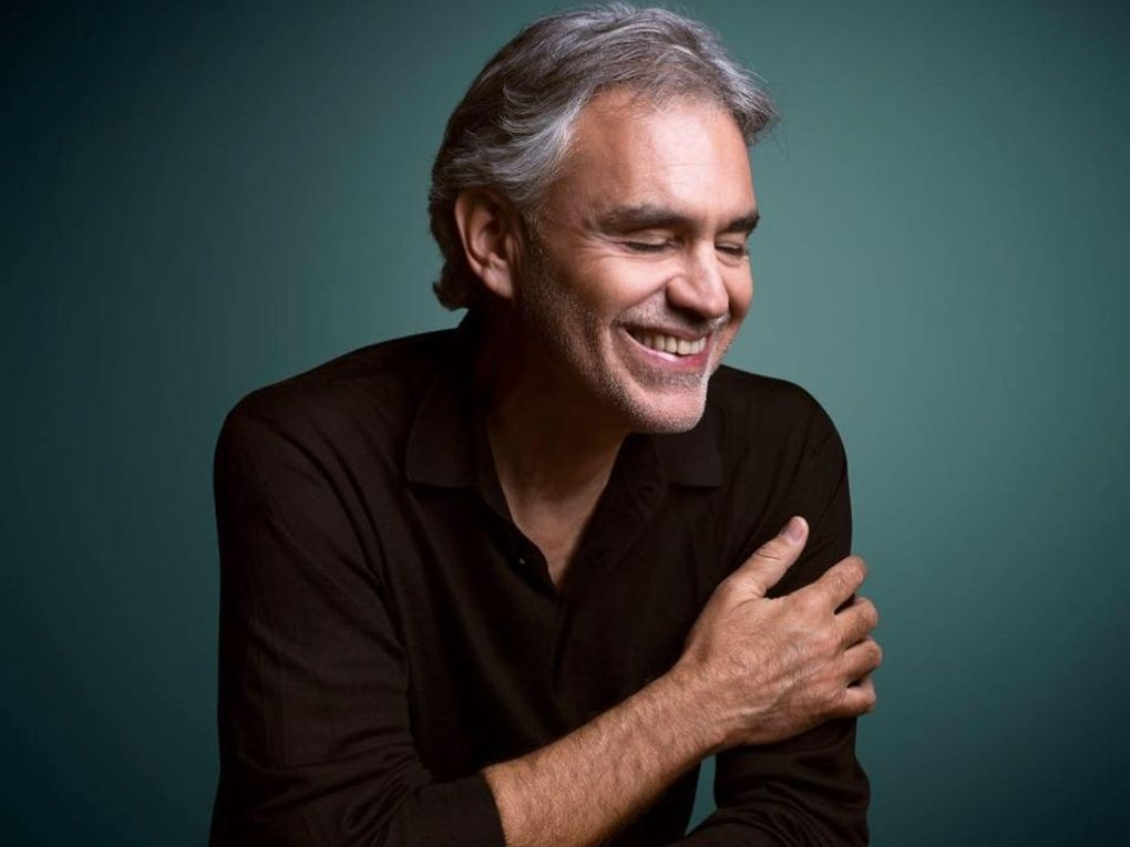 Andrea Bocelli To Give A Double Concert At Budapest Arena