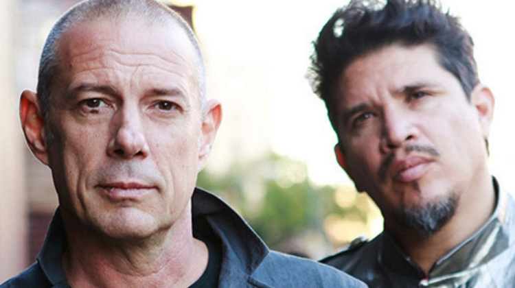 Thievery Corporation @ Budapest Park, 30 June