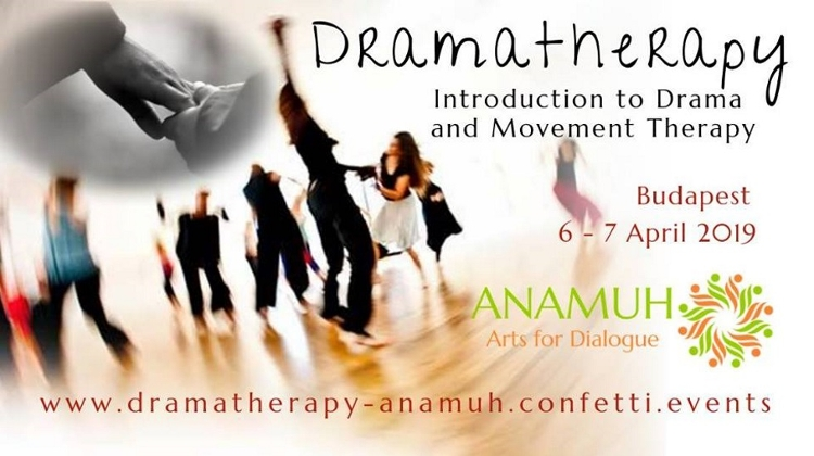 Dramatherapy Workshop In Budapest, 6 – 7 April