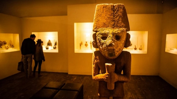 'Legendary Treasures Of Incas' Exhibition In Budapest